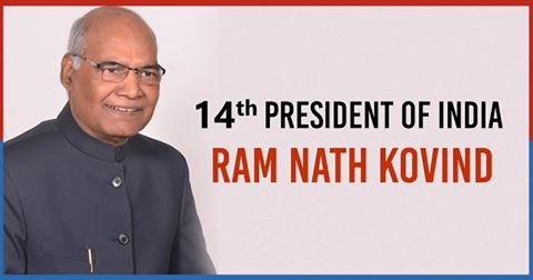 Ram-Nath-Kovind-14th-President-of-India