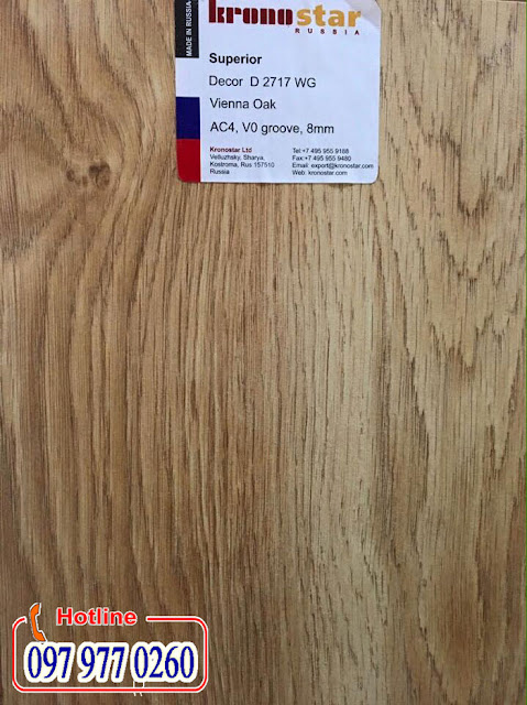 Sàn gỗ Kronostar
