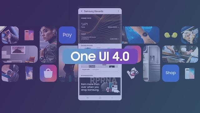 قائمة بأجهزة سامسونج والتي ستحصل على تحديث One UI 4.0 المستند على أندرويد 12