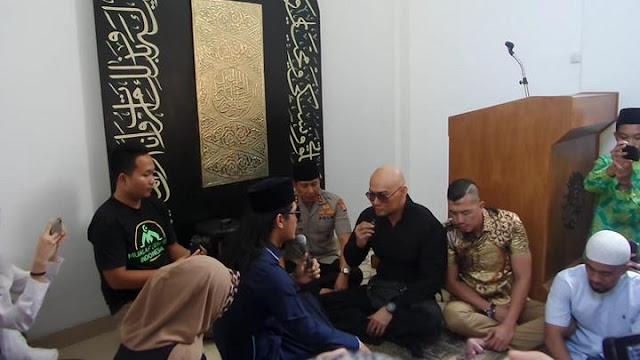 Resmi Memeluk Agama Islam, Deddy Corbuzier: Alhamdulilah