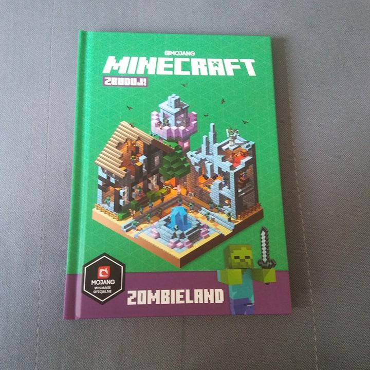 EGMONT- Minecraft Zbuduj! Zombieland