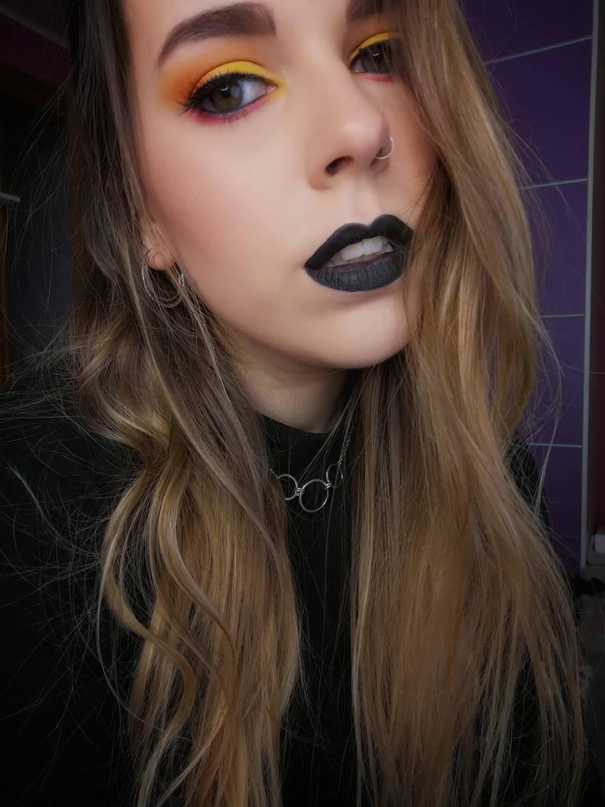 Maquillaje con la paleta Easter Egg Chick de I Heart Makeup
