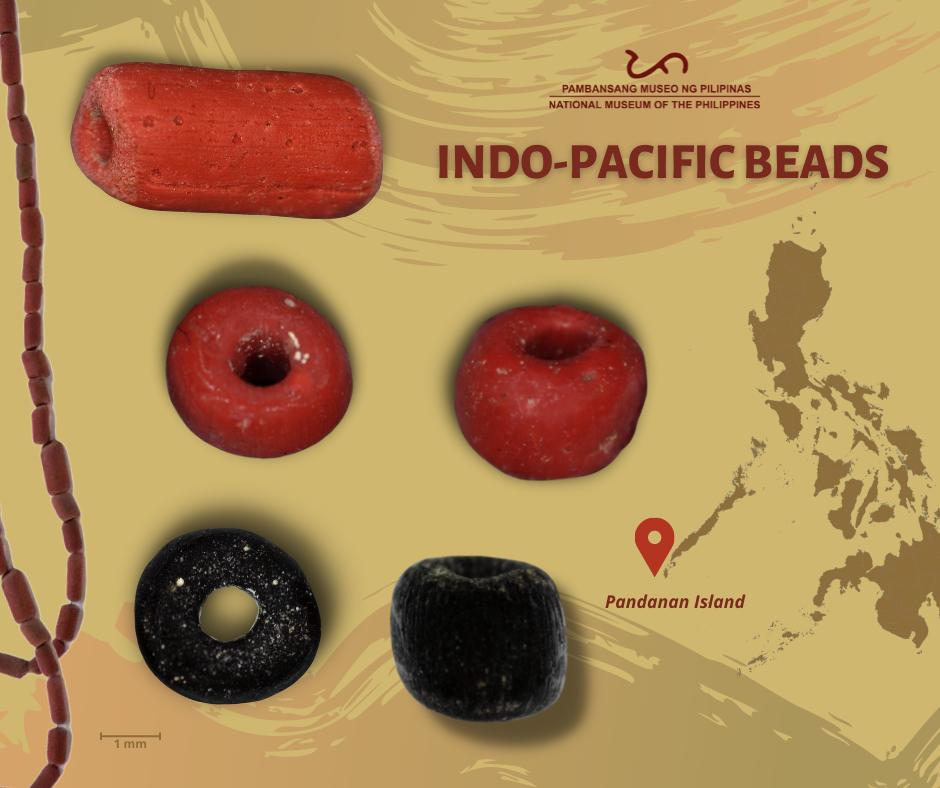 Indo-Pacific Beads Pandanan Shipwreck