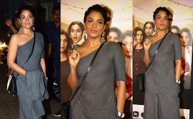 Sandhya Mridul At Screening Of Web Series Mentalhood Photos