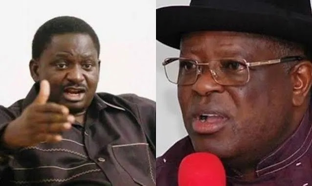 2023: Governor Umahi Can Run For President – Says Femi Adesina