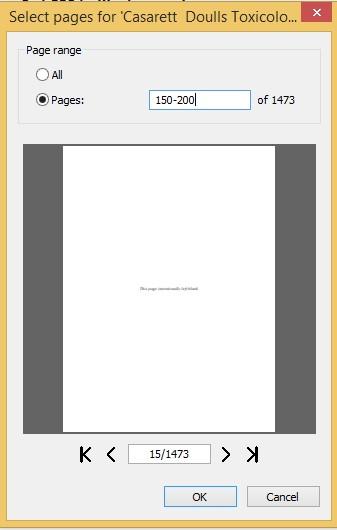 Convert File PDF ke Word pada Halaman Tertentu