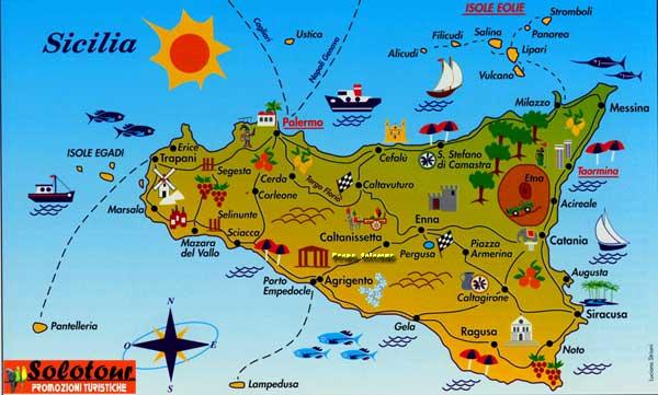 Cartina Fisica Sicilia Da Stampare.Ecco Perche La Sicilia E Finita Nel Mirino Di Monti Cioe Dei Poteri Forti Editoriale