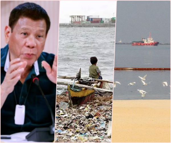 "Fearless Lawyer on Manila Bay rehab project: ""Only one president ever said that we deserve better"""