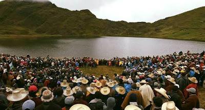 Rondas campesinas de Otuzco se reúnen para fortalecer organizaciones