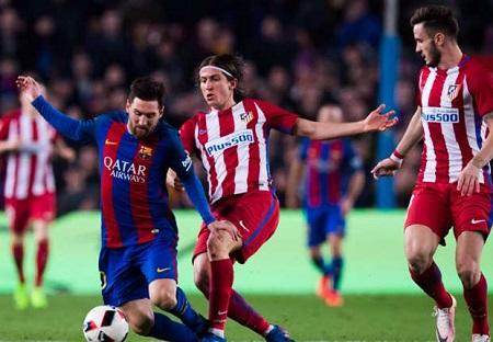 Assistir Atlético de Madrid x Barcelona AO VIVO Grátis em HD 14/10/2017