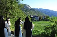 Monastère de Géronde Sierre