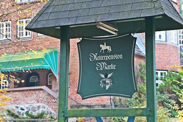 Reiterpension Marlie Scharbeutz Schleswig Holstein