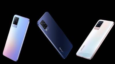 vivo v21 smartphone price in india