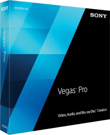 โหลดโปรแกรม Sony Vegas 13