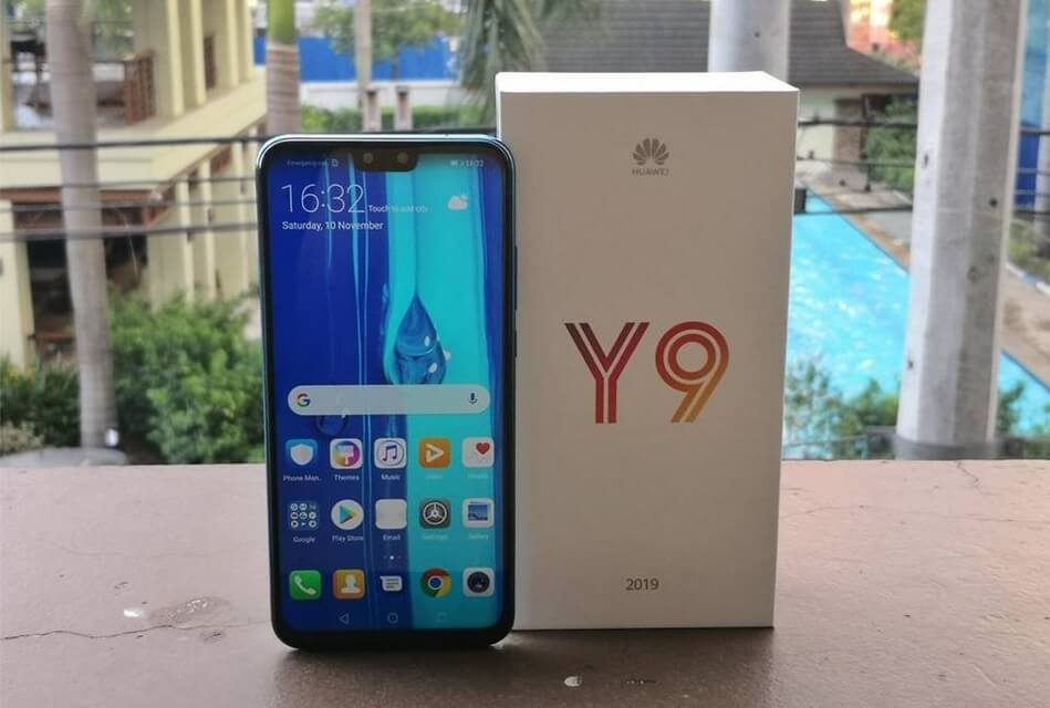 Huawei Y9 2019 Review; Ahead of Time