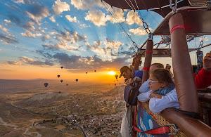 Optional Hot Air Balloon