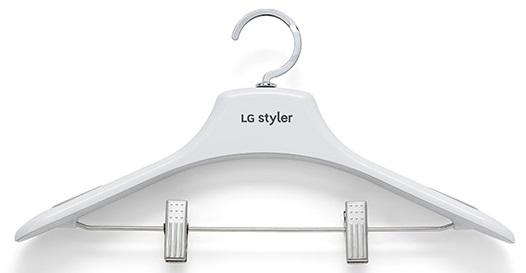 Móc treo áo dành cho máy giặt hấp sấy LG STYLER TROMM