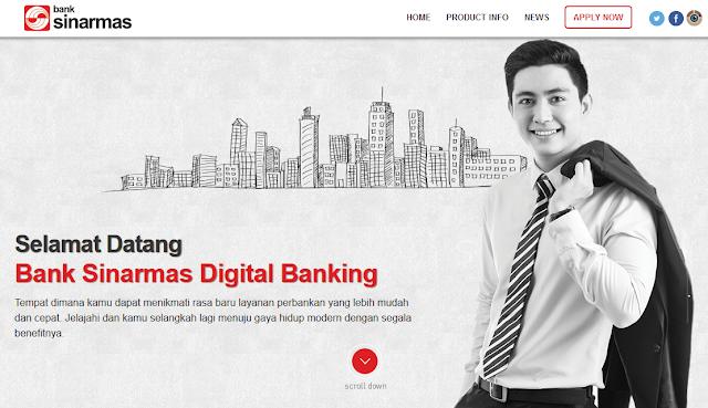 Tabungan Online Inovasi Baru Bank Sinarmas