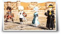 La demo de Bravely Default 2 dispo sur le Nintendo eShop