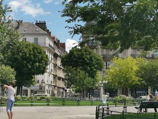 Grenoble Francia viaggio