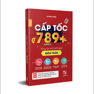 CẤP TỐC 789+ Môn Toán - Tổng Ôn Toàn Diện Kiến Thức Thi THPTQG - Nắm chắc kiến thức trọng tâm hay thi nhất ebook PDF-EPUB-AWZ3-PRC-MOBI