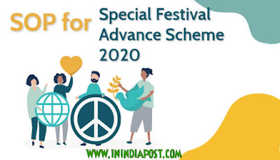 SOP for Special Festival Advance 2020