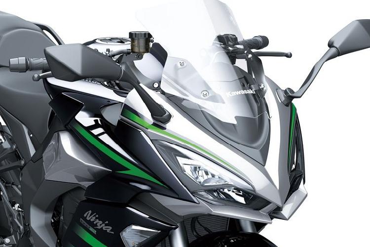 Kawasaki Ninja 1000SX 2020 từ 295 triệu đồng tại Nhật Bản