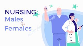 Nursing: Males vs Females
