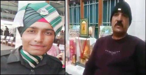 21 की उम्र में देश पर क़ुर्बान हुए अंकुश के पिता का छलका दर्द, सरकार की घोषणएं नहीं हुई पूरी