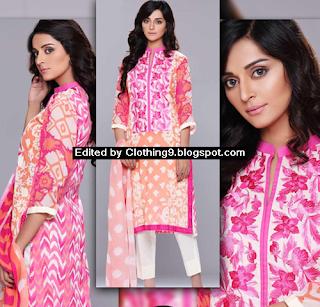 Formal Wear Eid Dress Collection 2015