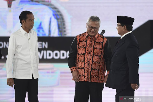Jurkam 02: Prabowo seperti Kuliahi Jokowi