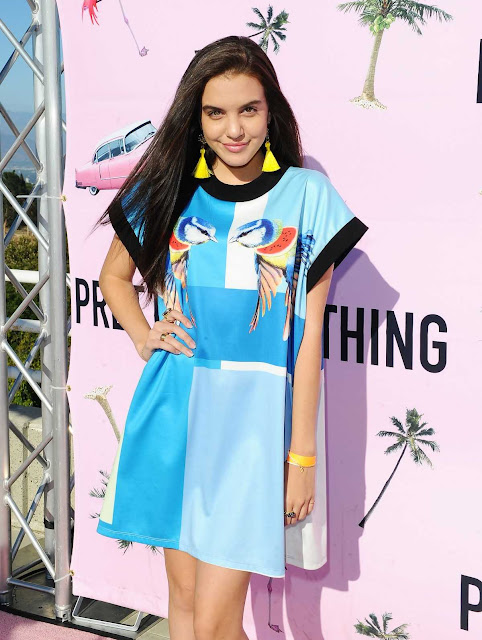 Actress, @ Lilimar Hernandez At Prettylittlething.com Us Launch Party In Los Angeles