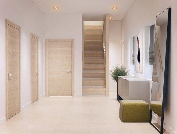 corner staircase design