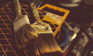 Brush Painting Paint Brushes