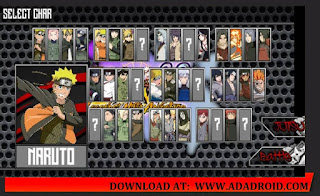 Naruto Legends Ninja Adventure First 1