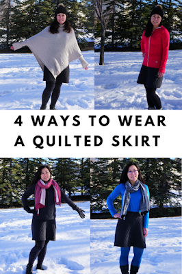 4 ways to wear the aventura trista skirt