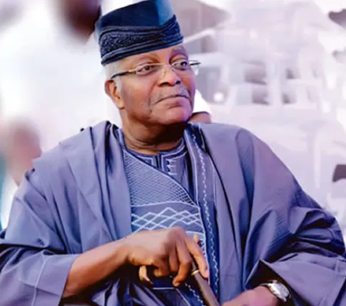 Lagos State's first military governor, Mobolaji Johnson, is dead