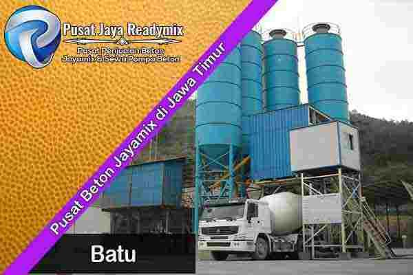 Jayamix Batu, Jual Jayamix Batu, Cor Beton Jayamix Batu, Harga Jayamix Batu