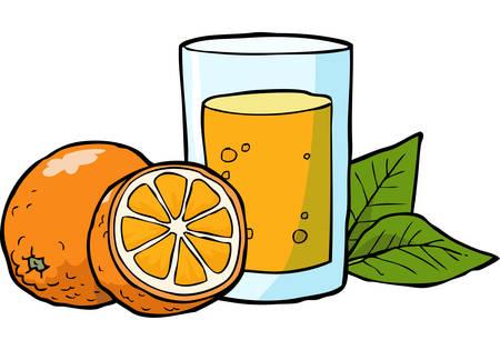 Use of Orange Juice to Make Long-length Nails at Home