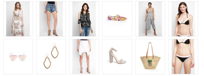 Summer Fashion Picks from South Moon Under in Ponce City Market & Avalon in Alpharetta