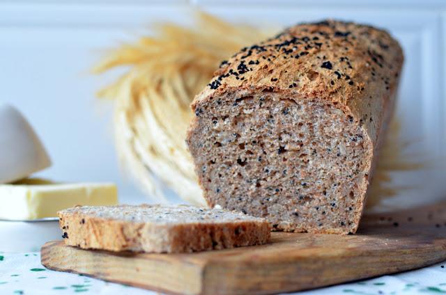 chleb%2Brazowy%2Bthermomix Chleb razowy z czarnuszką