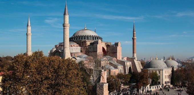 Γιατί ο Ερντογάν θέλει τζαμί την Αγία Σοφία
