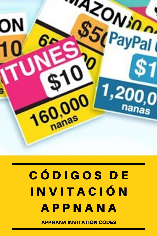 Appnana Invitation Codes