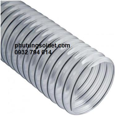 Ống nhựa lò xo co giãn dẫn nguyên liệu- Hose, Flexible pipe