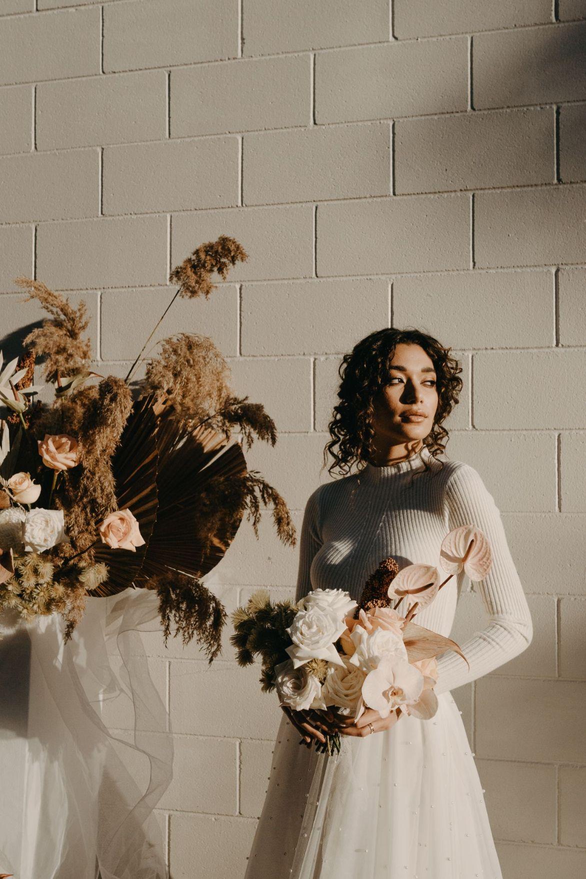 STYLED SHOOT: MODERN BOHO BRIDE   HIPSTER BRIDAL EDITORIAL SUNSHINE COAST QLD