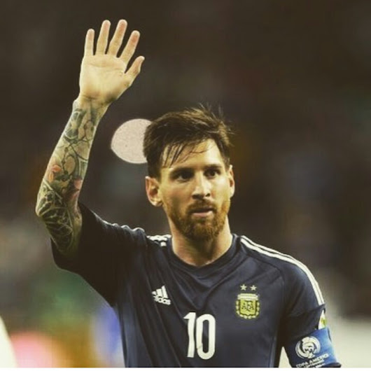 Sport: Messi Rescinds Retirement Decision         |                                            Jerry Ukandu's Blog