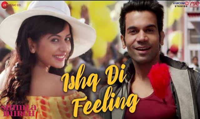 Ishq Di Feeling Song Lyrics
