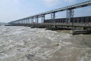 nepal-release-heavy-water-in-kosi-barage