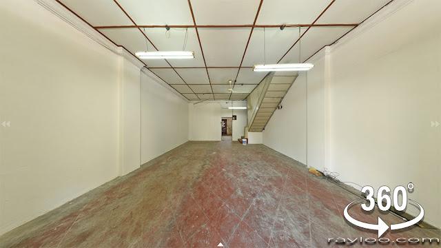 Lebuh Ah Quee Street Heritage Shophouse Raymond Loo 019-4107321
