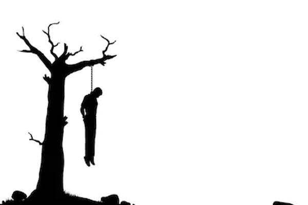 12वीं के छात्र ने शिक्षक की डांट पर फांसी लगाई, पेड़ पर झूलता मिला शव ।